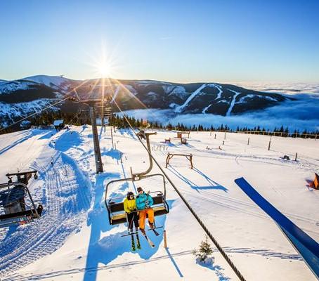 Waarom je op wintersport wilt in Tsjechië