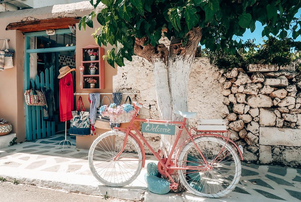 Paleochora-Kreta-Griekenland