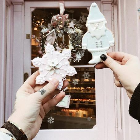 Peggy Porschen, de mooiste taarten en koekjes in London