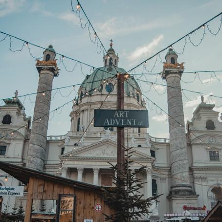 Kerstshoppen in Wenen. De leukste kerstmarkten en winkelstraten.