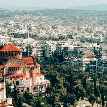Wat te doen tijdens een citytrip Thessaloniki, Griekenland