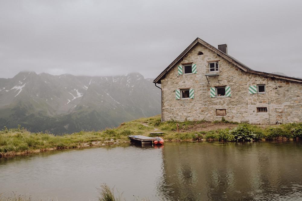 hiken-Ischgl-Oostenrijk