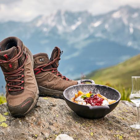 Hiken langs bergen en meren en culinair genieten in Paznaun, Tirol
