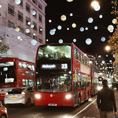 10 dingen die je moet doen in Londen tijdens kerst