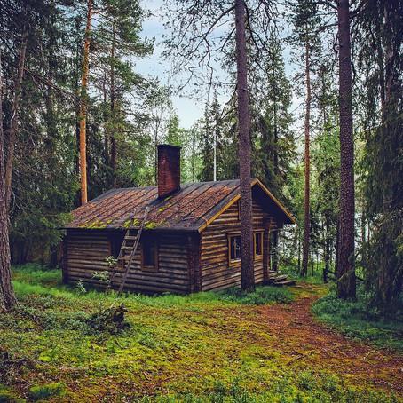 5 Knusse vakantiehuisjes in de bossen