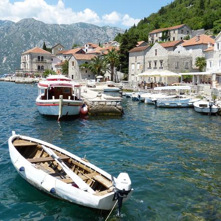 Wat te doen in de baai van Kotor, Montenegro