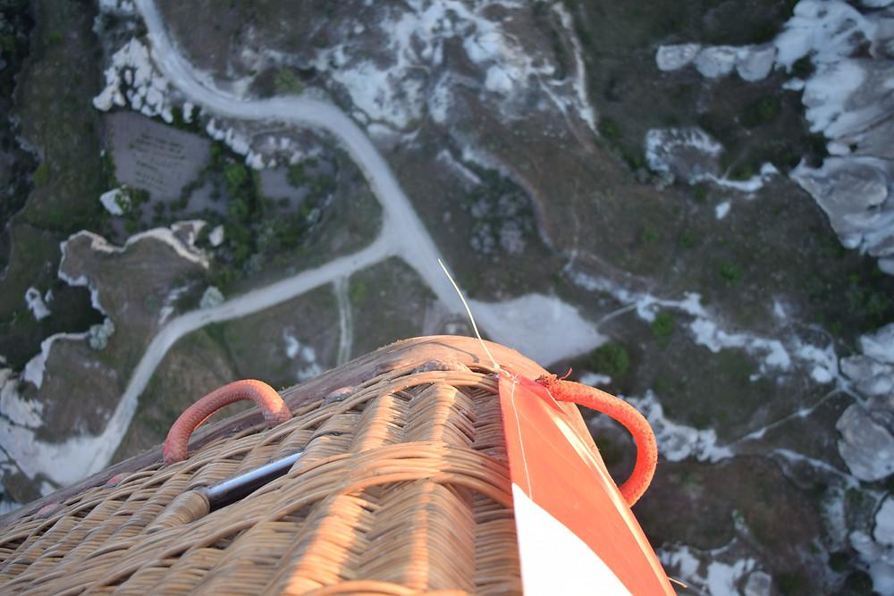 Luchtballonvaart Cappadocië Ballonvaart