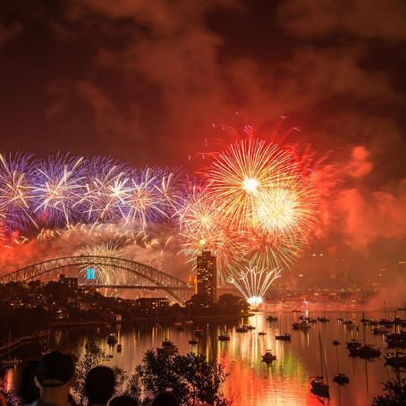 Dit zijn de leukste steden om het nieuwe jaar in te luiden!