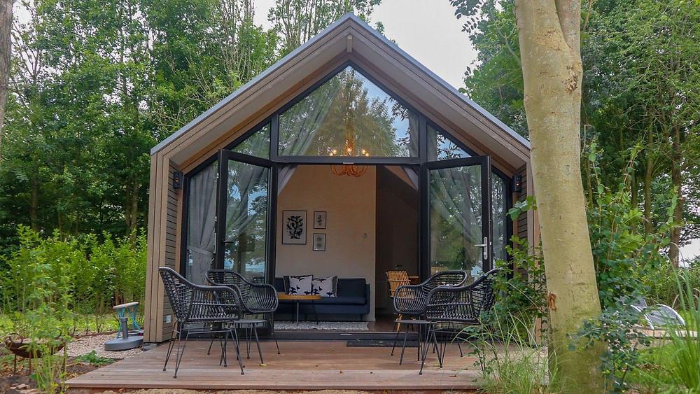 leukste-vakantieparken-Nederland-tiny-house