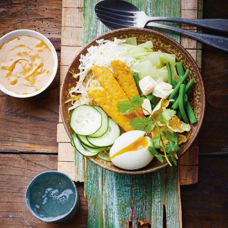 Recept: Indonesische Gado Gado