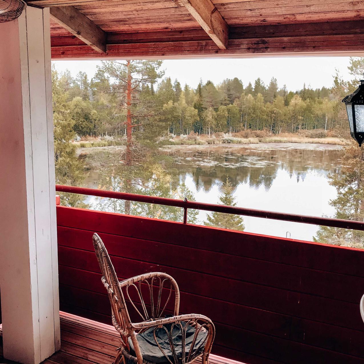 Bijzonder overnachten in Finland, Lapland.