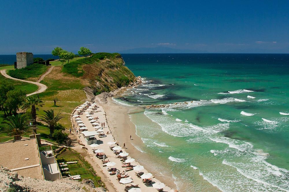 de-mooiste-stranden-van-Chalkidiki-Griekenland