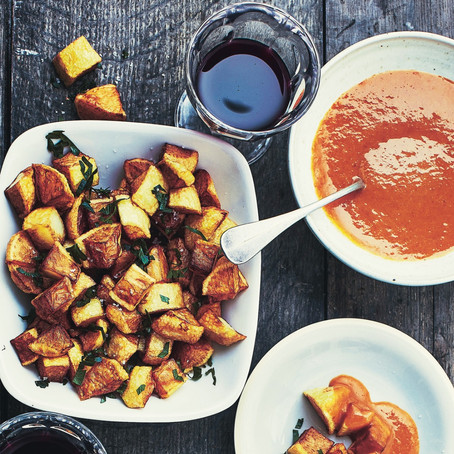 Recept: Patatas bravas met salsa picante