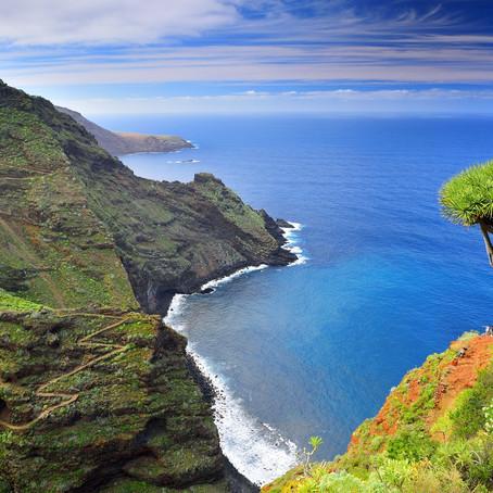 Dit zijn de mooiste stranden op het Canarische eiland, La Palma