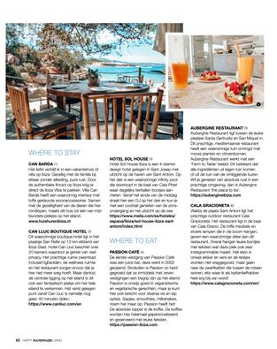 HHL Ibiza guide