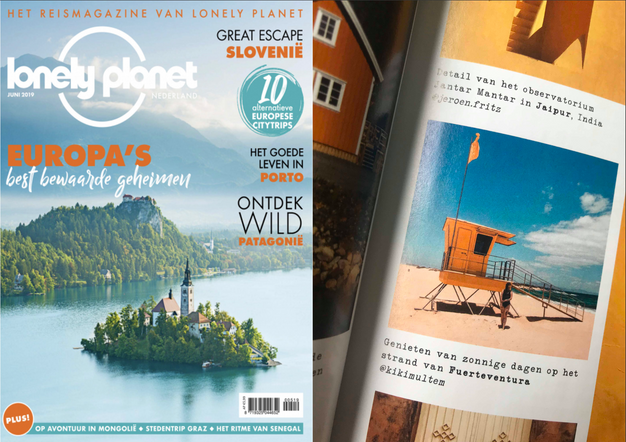 Lonely Planet juni 2019