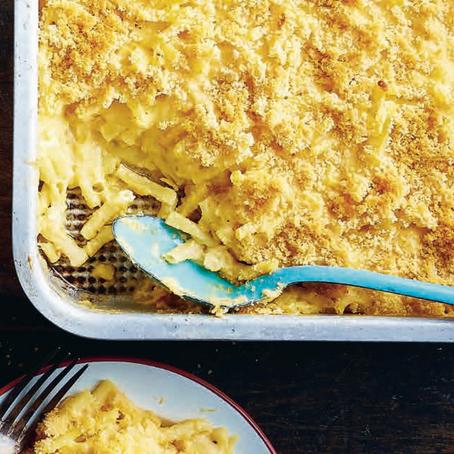 Recept: Amerikaanse Mac & Cheese