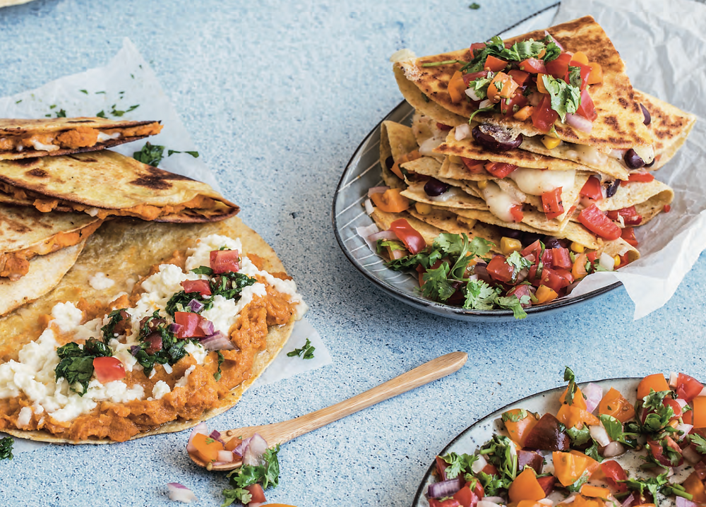 Recept-Quesadilla's-zoete-aardappels-salsa-verde
