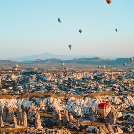 Dé mooiste uitzichten van Turkije, om bij weg te dromen