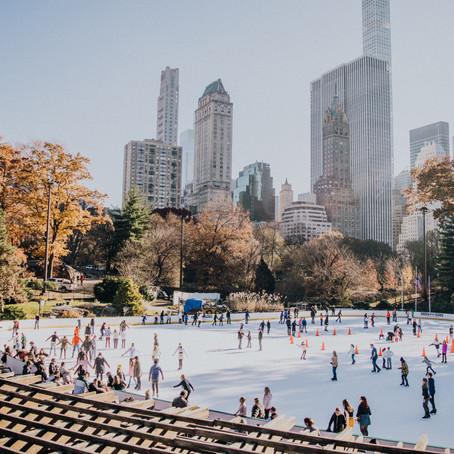 3x schaatsen in New York City