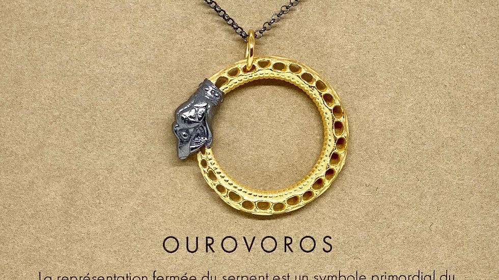 Collier OUROBOUROUS