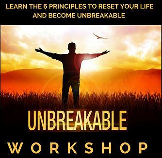 Unbreakable live workshop