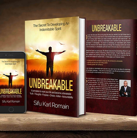 Unbreakable book
