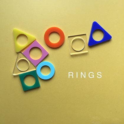 Acrylic Rings