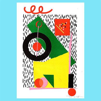 A5 Riso Prints 02