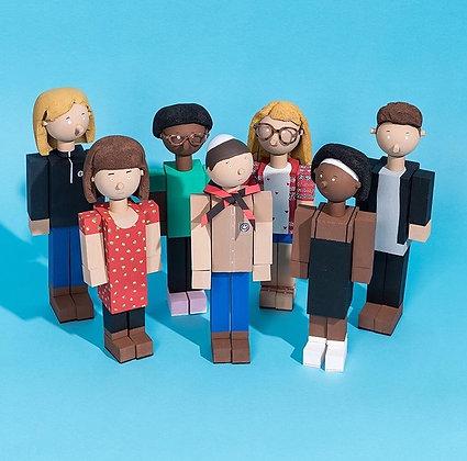 People Factory - Custom Model