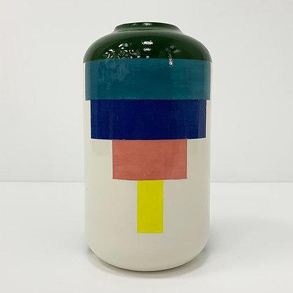 Barrel Vase 03