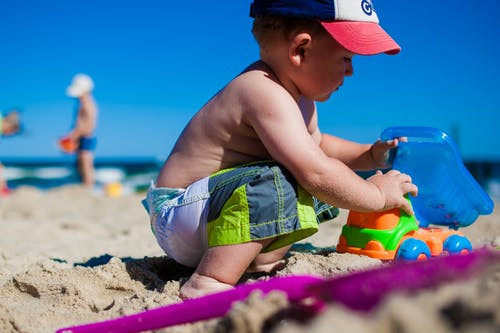 Sand and Water Play for Young Children