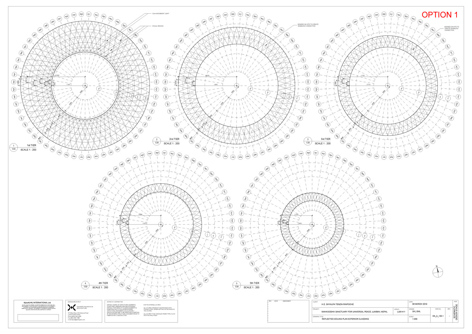 KK_A_130.1 Reflected Ceiling Plan Exteri
