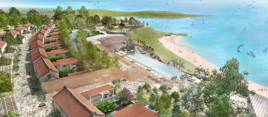 Penghu Island Resort masterplan – Penghu, Taiwan