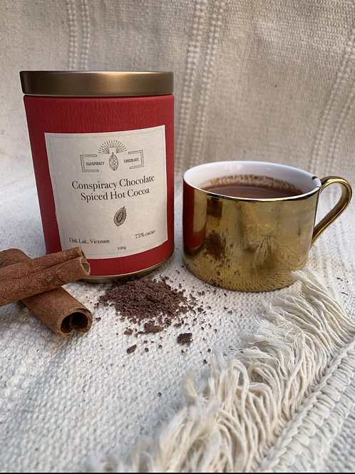 Conspiracy's Spiced Hot Cocoa