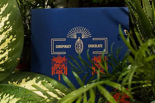 CONSPIRACY CHOCOLATE MOONCAKE EDITION