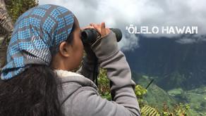 'ŌLELO HAWAI'I: HAWAIIAN LANGUAGE