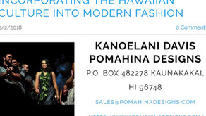 POMAHINA IN THE SPOTLIGHT OF HAWAII BUSINESS REVIEW