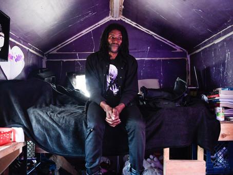 Tiny home village for homeless thriving in Denver's RiNo neighborhood