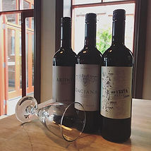We have a great range of wines at bish �
