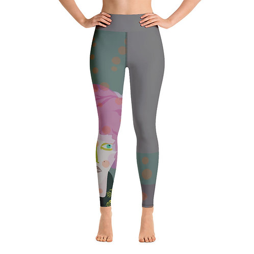 Yoga Leggings, Woman