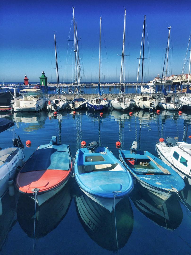 Modrý přístav