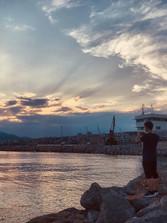 Okouzlující západ slunce