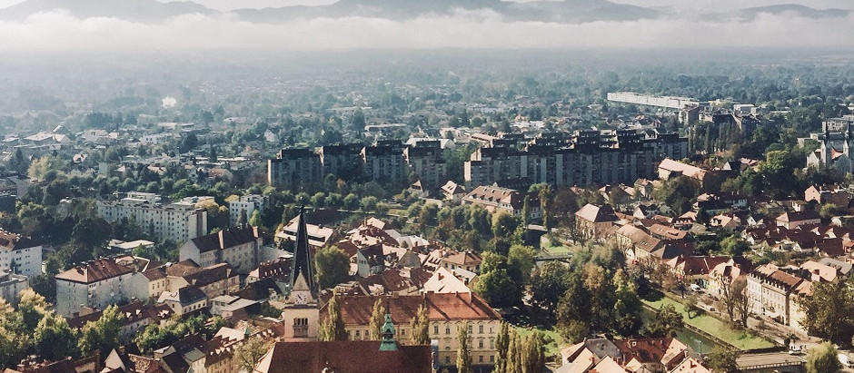 Slovinsko - od podzimu do léta a zpět