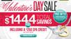Broadhill Travel: Valentine's Day Sale   at Sandals All inclusive Caribbean Resort