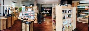 OzoneBio, salon de coiffure et boutique bio