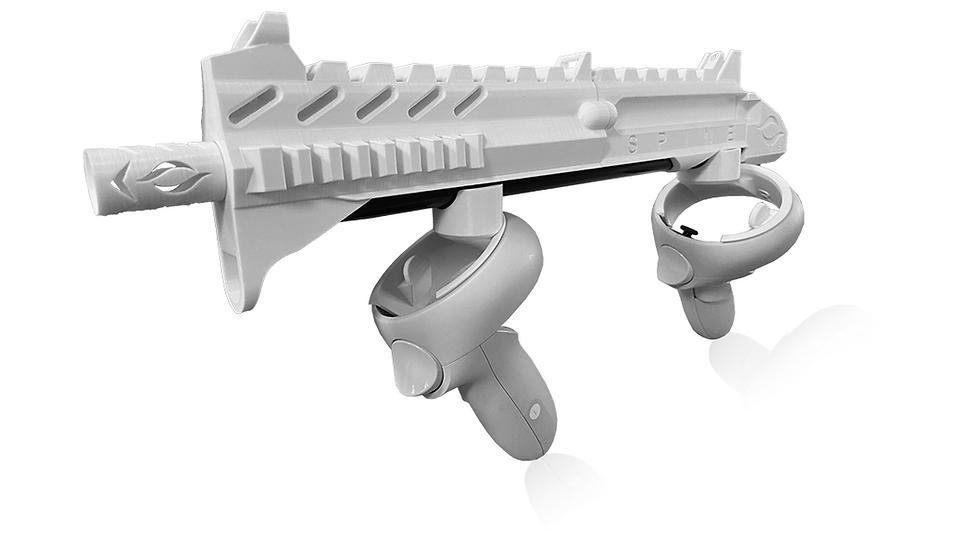 SPINE Virtual Reality Gunstock