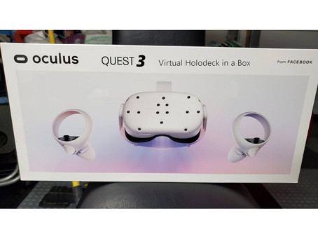 When Will Oculus Quest 3 Be Released