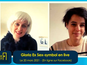 "Jessica Matthys rencontre ""Gloria"" sur BX1 TV"