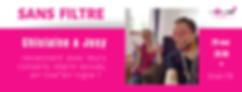 couv page Sans filtre online 29 mai 2020
